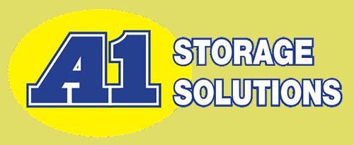 A1 Storage - Logo